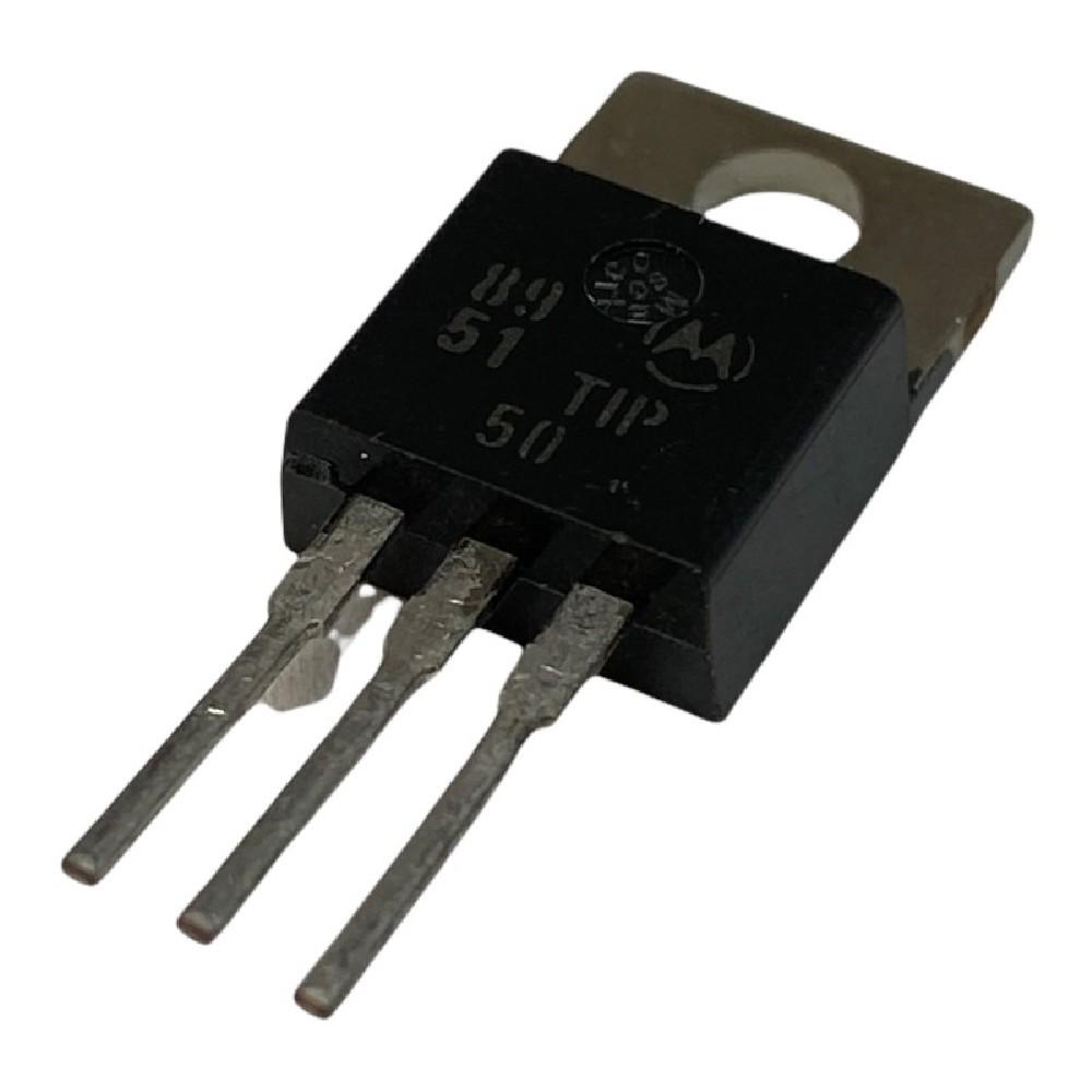TRANSISTOR TIP50 POWER TRANSISTORS(1.0A,250-400V,40W)