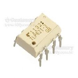 TRANSISTOR TLP621 PROGRAMMABLE CONTROLLER AC/DC-INPUT MODULE SOLID STATE RELAY