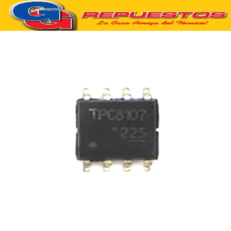 CIRCUITOS INTEGRADOS TPC8107A