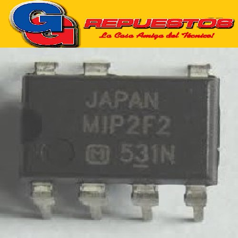 CIRCUITOS INTEGRADOS MIP2F2