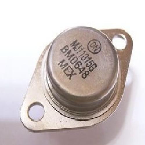 TRANSISTOR MJ11015 G PNP (30A,60-120V,200W)