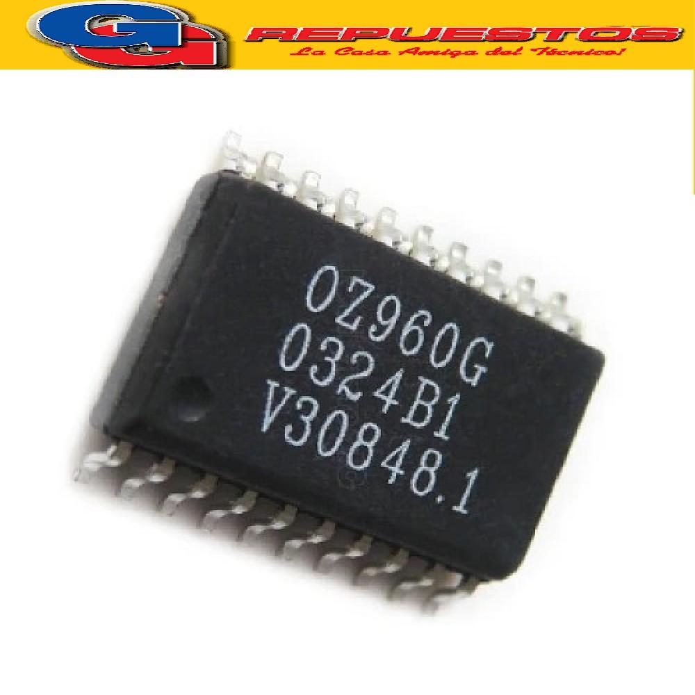 CIRCUITOS INTEGRADOS OZ960G SMD