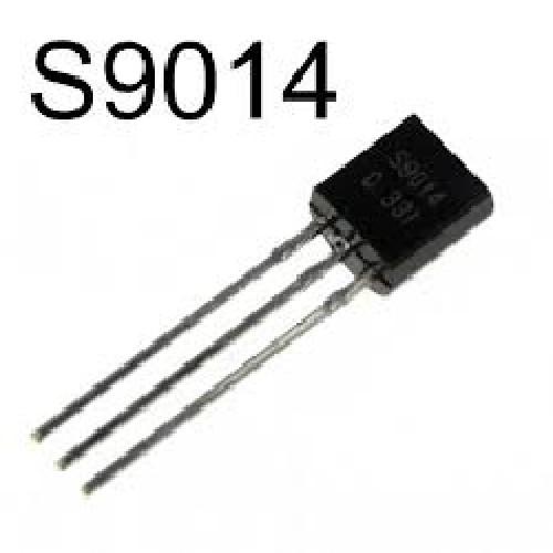 TRANSISTOR S9014 NPN 0.1A,45V