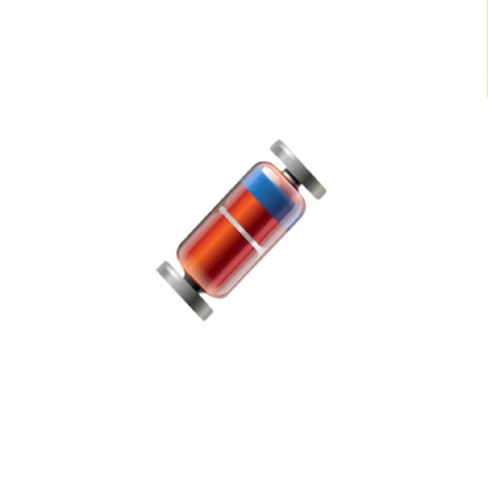 DIODO ZENER SMD 9V1 BZV55C9V1 9V1 5% 500MW  DL-35
