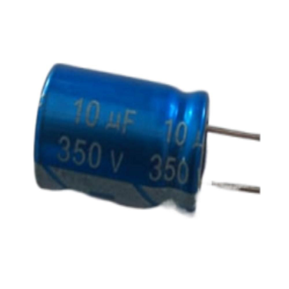 CAPACITOR ELECTROLITICO 10uf X350V RADIAL