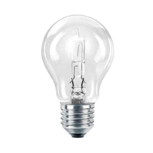 LAMPARA CLARA HALOGENA MINI 28 W GE
