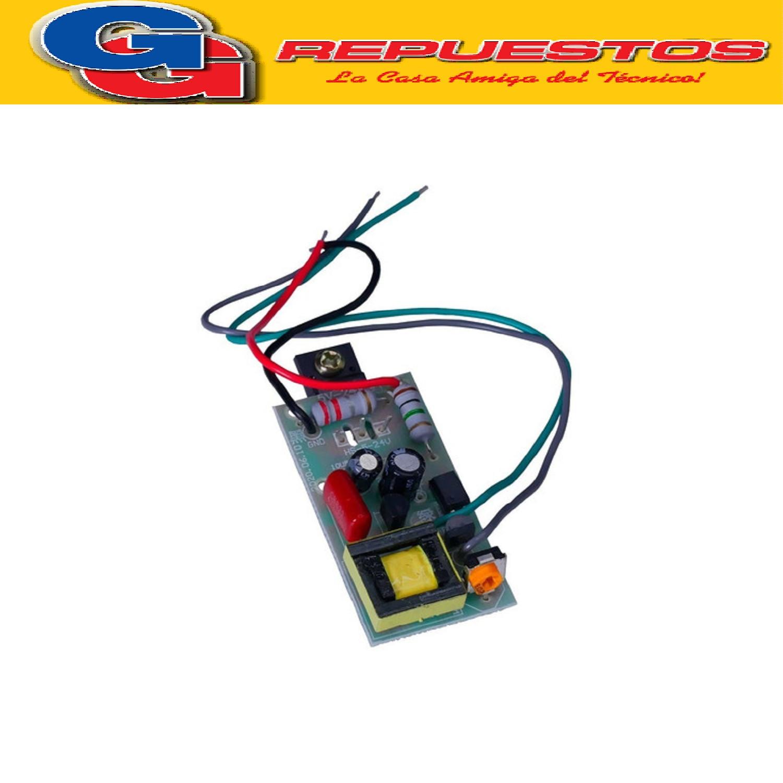 MODULO FUENTE AJUSTABLE DE 5 A 24V PARA TELEVISORES LCD Y LED UNIVERSAL DX1603-21 14-60 PULGADAS 180W 5-24V AJUSTABLE